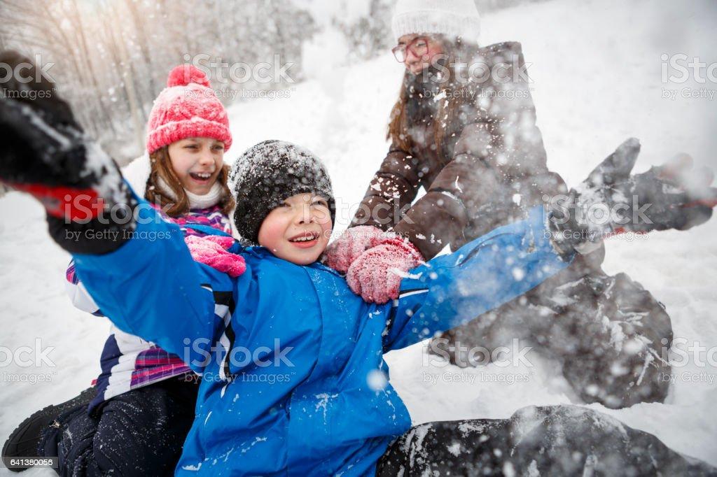 Vacances d'hiver  - Photo
