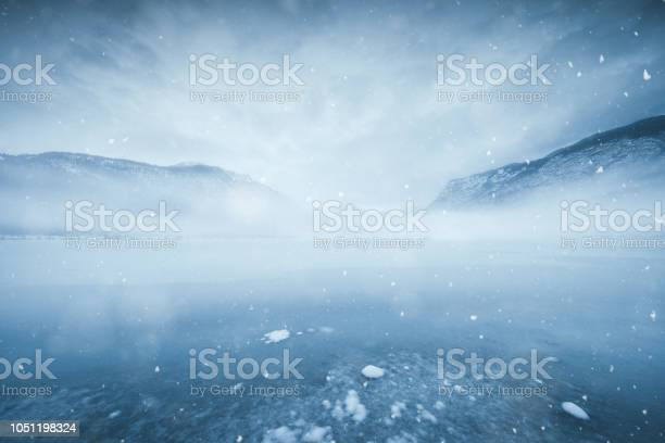 Photo of Winter By The Lake