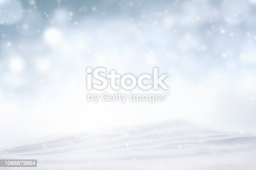 847752786 istock photo Winter Christmas background 1068879864