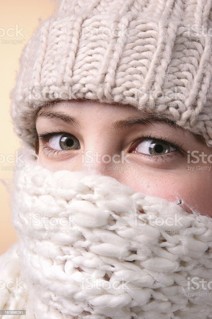 Winter Cold royalty-free stock photo
