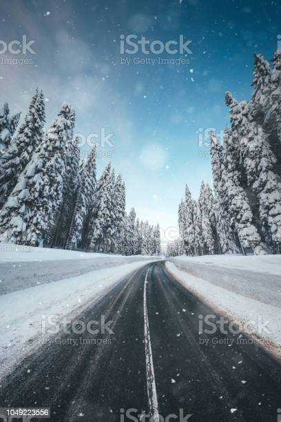 Photo of Winter Conditions