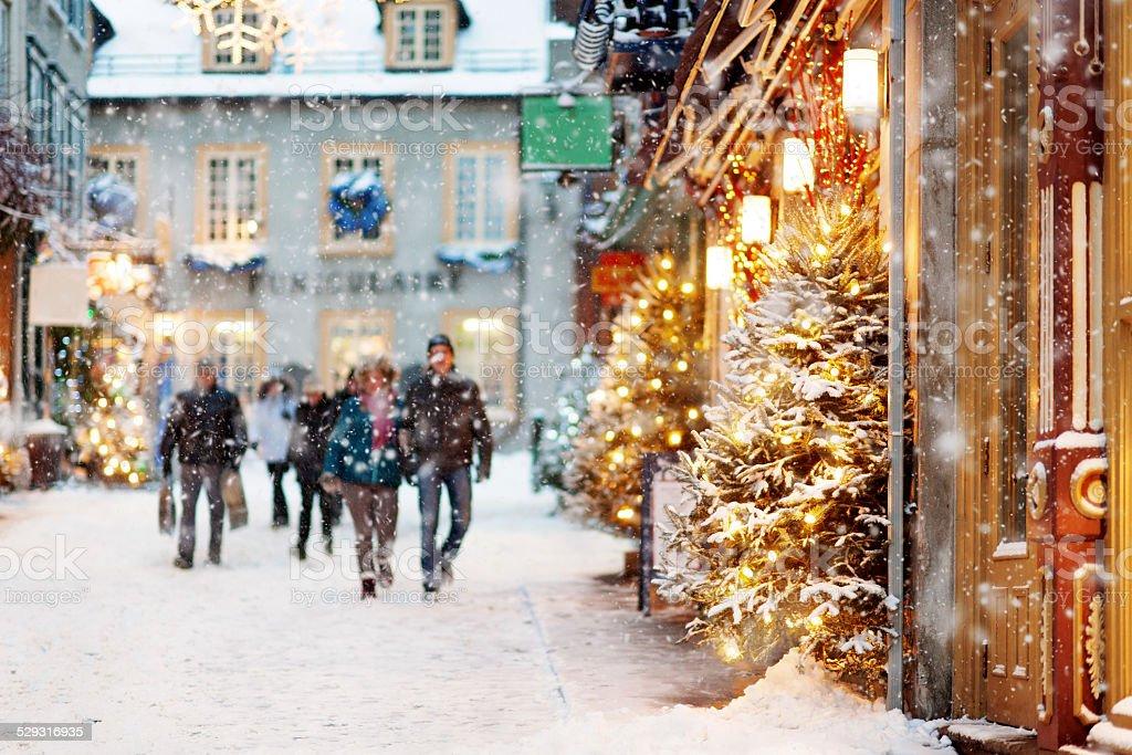 Winter-Tag – Foto