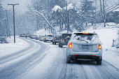 istock Winter Driving in Snow 182492432
