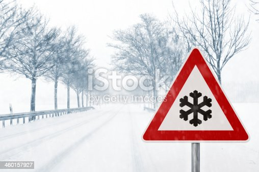 482803237 istock photo winter driving - snowy country road 460157927