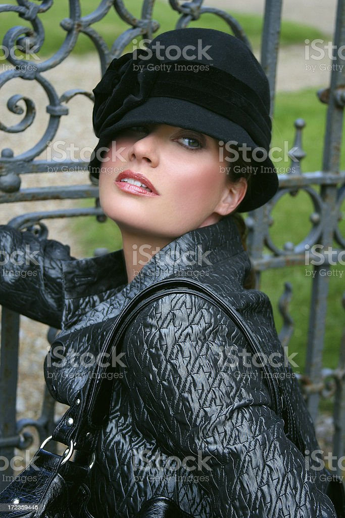 Winter Fashions royalty-free stock photo
