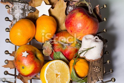istock winter fruit on the plate 622281534