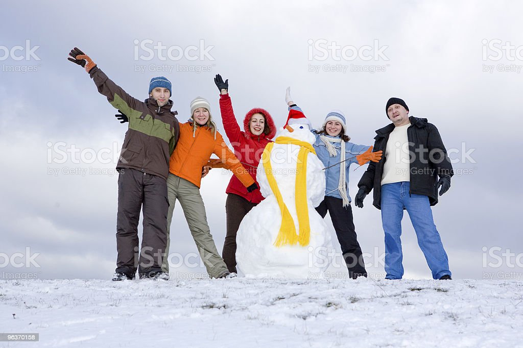 winter games royalty-free stock photo