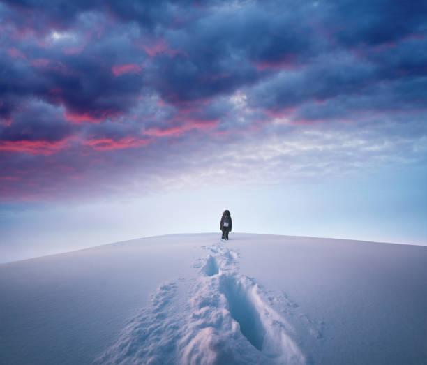Winterwanderung – Foto