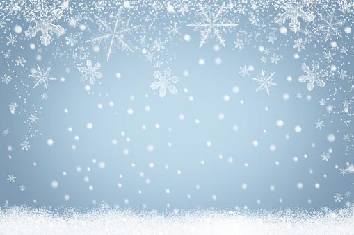 Arka Plan Tasarım Için Kar Taneleri Ile Kış Tatili Kar Stok Fotoğraflar & Advent'nin Daha Fazla Resimleri