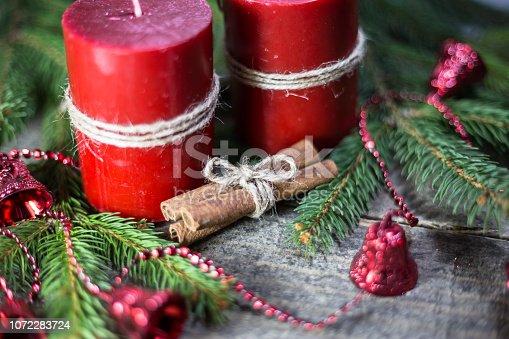 istock Winter holidays background 1072283724