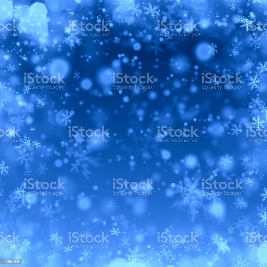 winter ice background stock photo