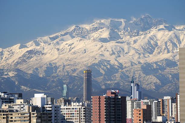 Winter in Santiago – Foto