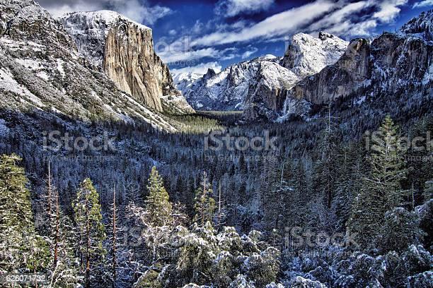 Photo of Winter in Yosemite