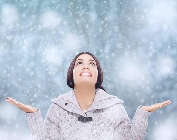 winter joy - marko skrbic stock-fotos und bilder