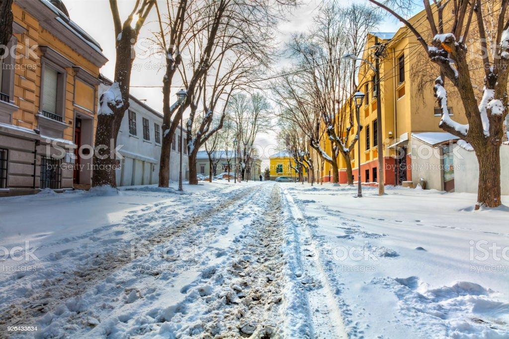 Winter Kosancicev venac – Foto
