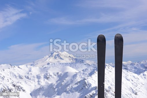 istock Winter Landscape 585156050