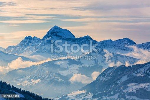 istock Winter Landscape 637900284