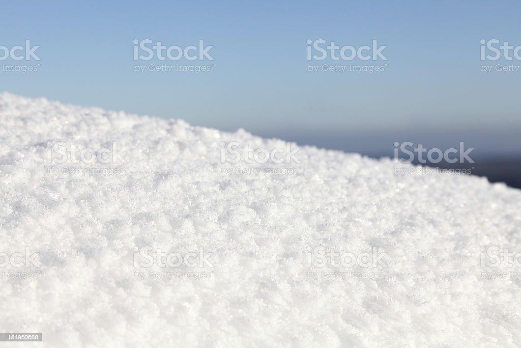 Winterlandschaft mit Schnee Hintergrund – Foto
