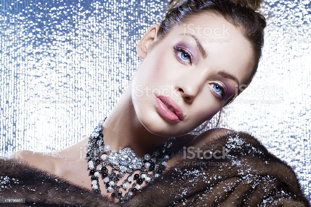 Winter Luxury royalty-free stock photo