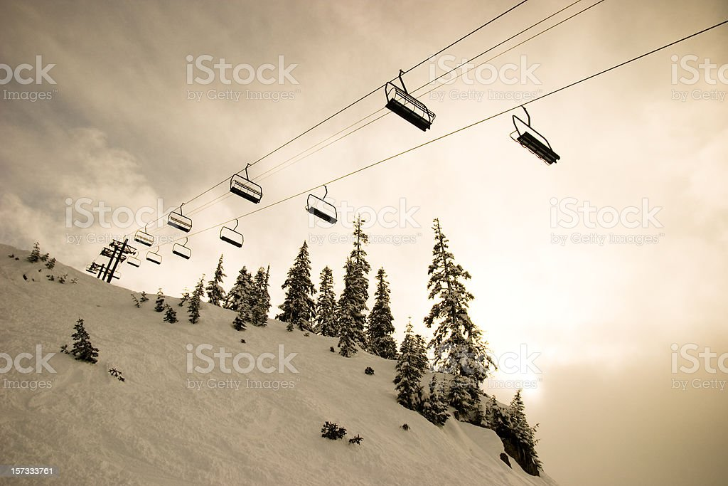 Winter Magic royalty-free stock photo