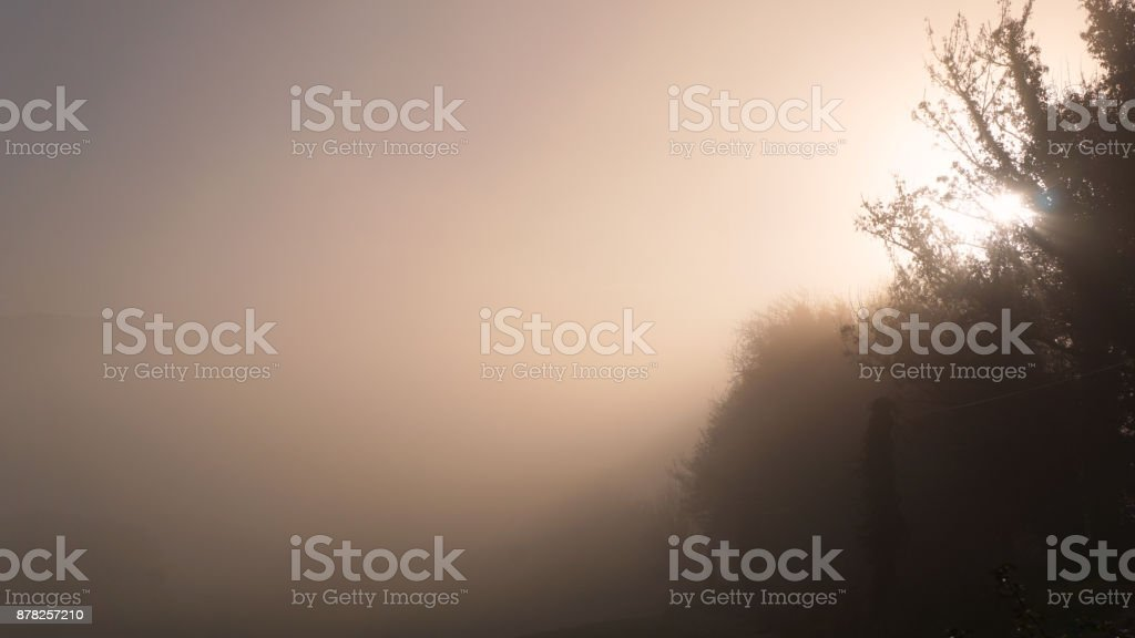 Winter morning in Ireland - Royalty-free County Clare Stock Photo