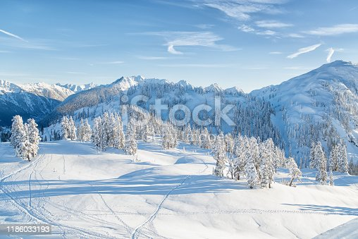 istock Winter North Cascades 1186033193