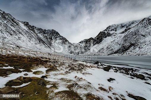 Winter Of Norway Stok Fotoğraflar & Ay yüzeyi'nin Daha Fazla Resimleri