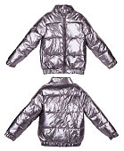 Winter padded coat