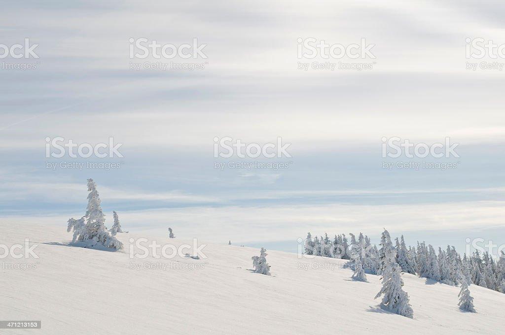 winter-panorama – Foto