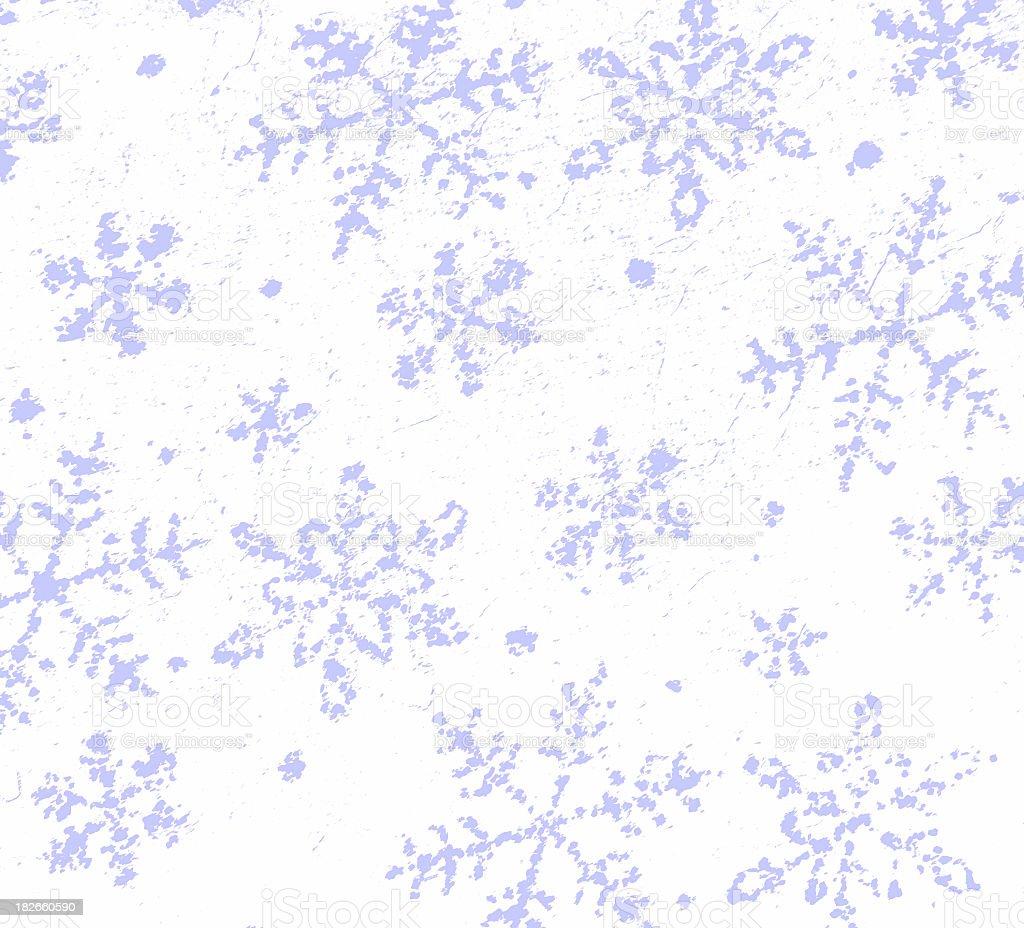 winter pattern royalty-free stock photo