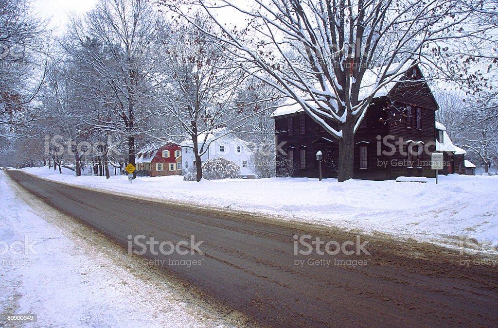 Winter - Lizenzfreies stock-foto