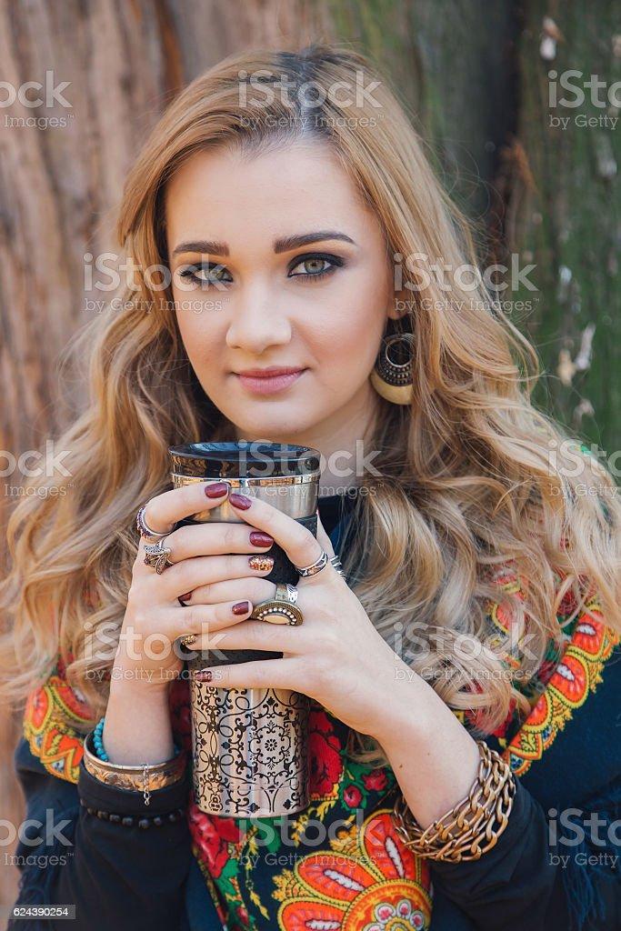 Hot gypsy teen