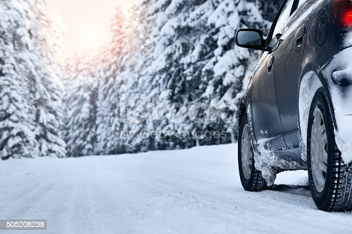 istock winter road in the morning 505208238