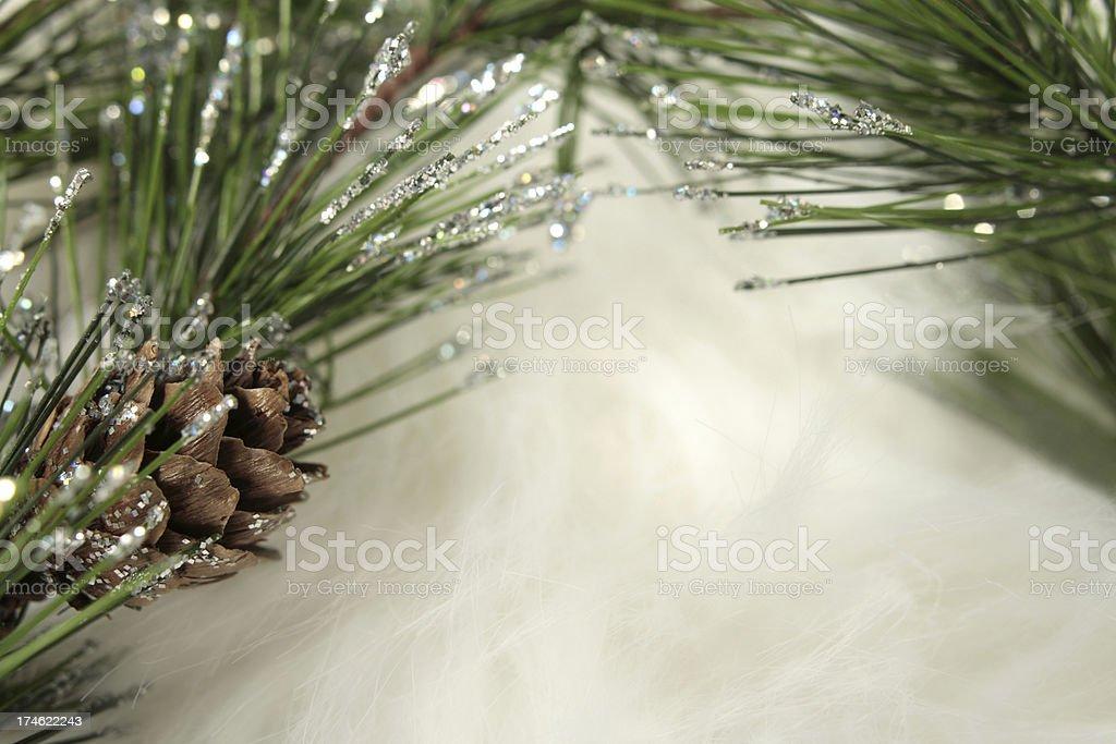 Winter Scene II royalty-free stock photo