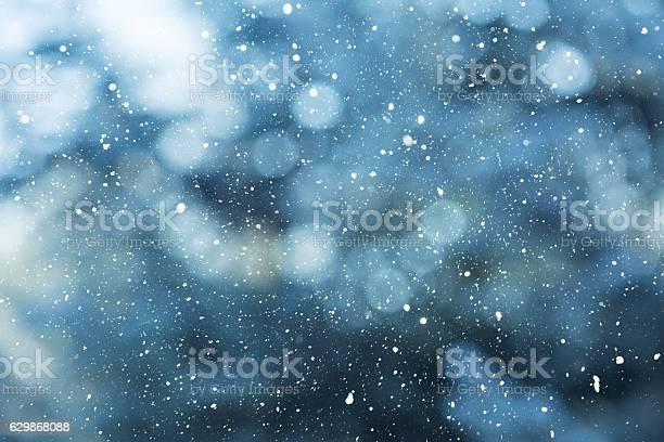 Winter scene snowfall on the blurred background picture id629868088?b=1&k=6&m=629868088&s=612x612&h=ugshbyu4o96h uad86komcac 8ubyjbulviq7vfwmn0=