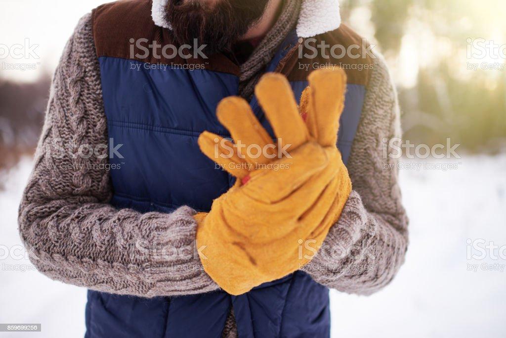 Winter Wintersaison – Foto