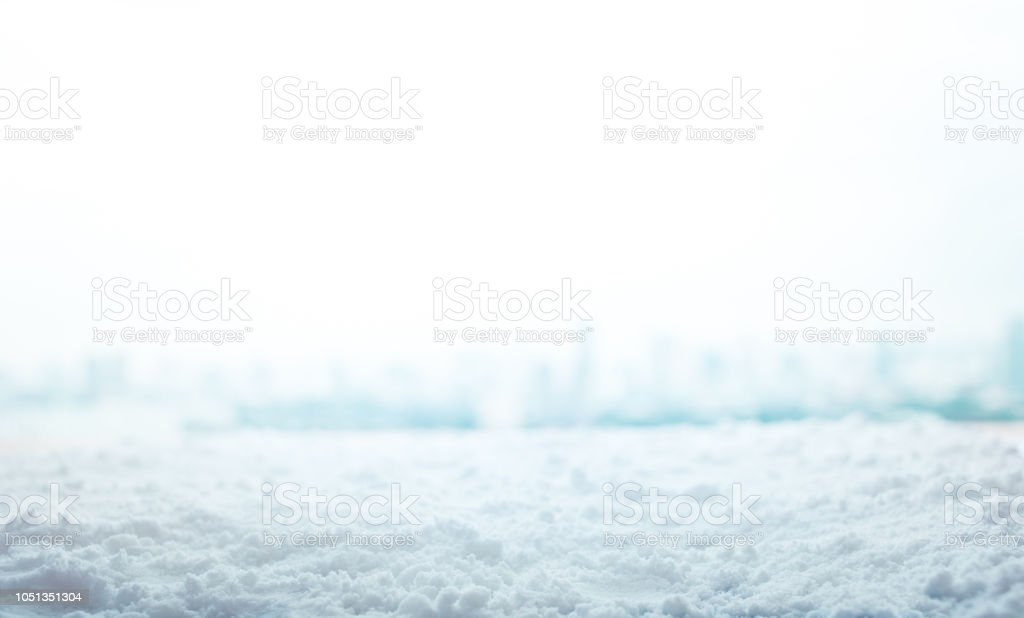 Winter season,christmas background with snow stock photo