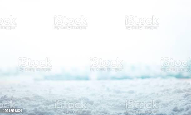 Stagione Invernalesfondo Natale Con Neve - Fotografie stock e altre immagini di 2019