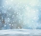 冬ユキコ抽象的な背景
