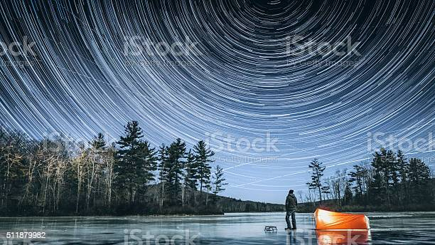 Photo of Winter stargazing in Connecticut