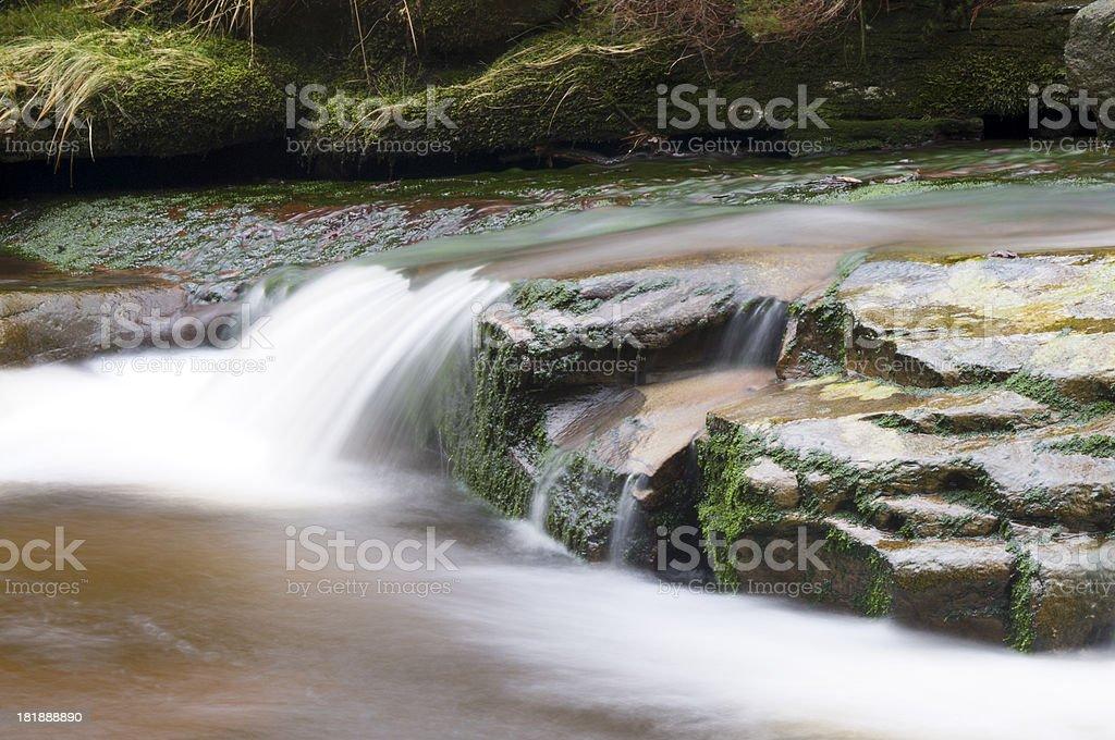 Winter Stream royalty-free stock photo
