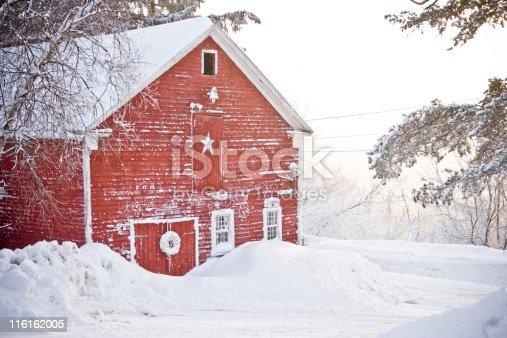 istock Winter Sunrise 116162005