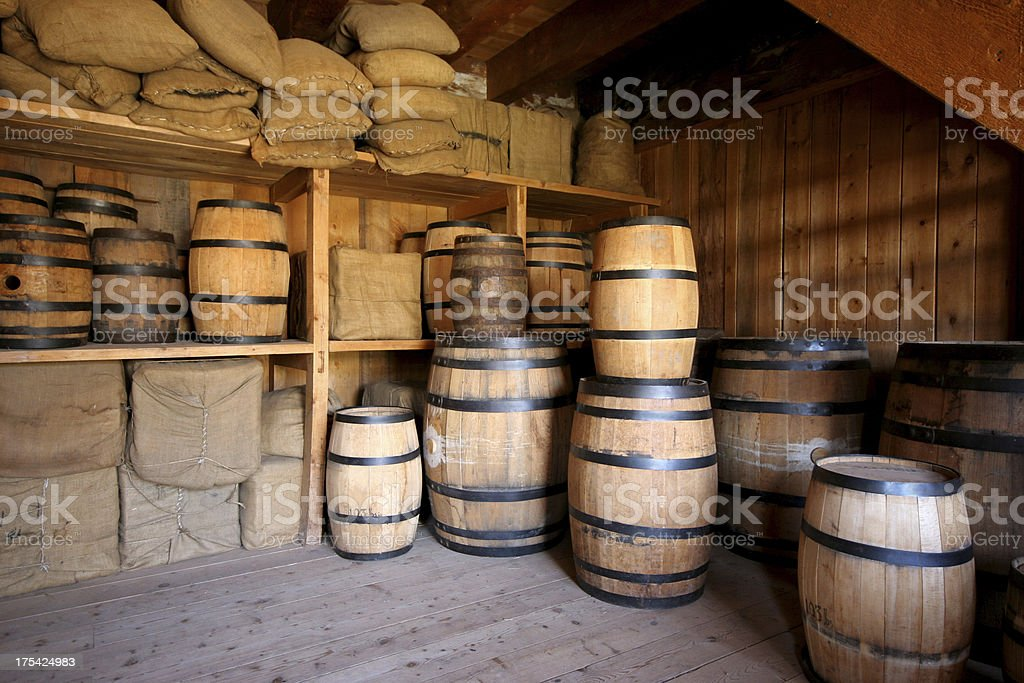 Winter Supplies royalty-free stock photo