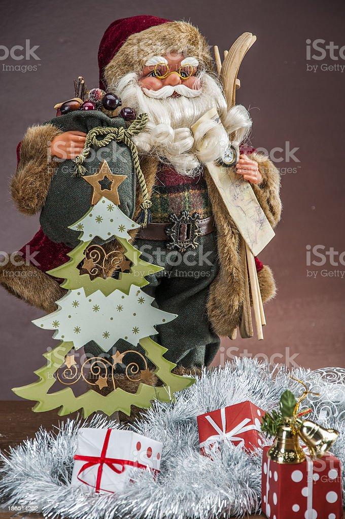 Winter theme, Christmas eve royalty-free stock photo