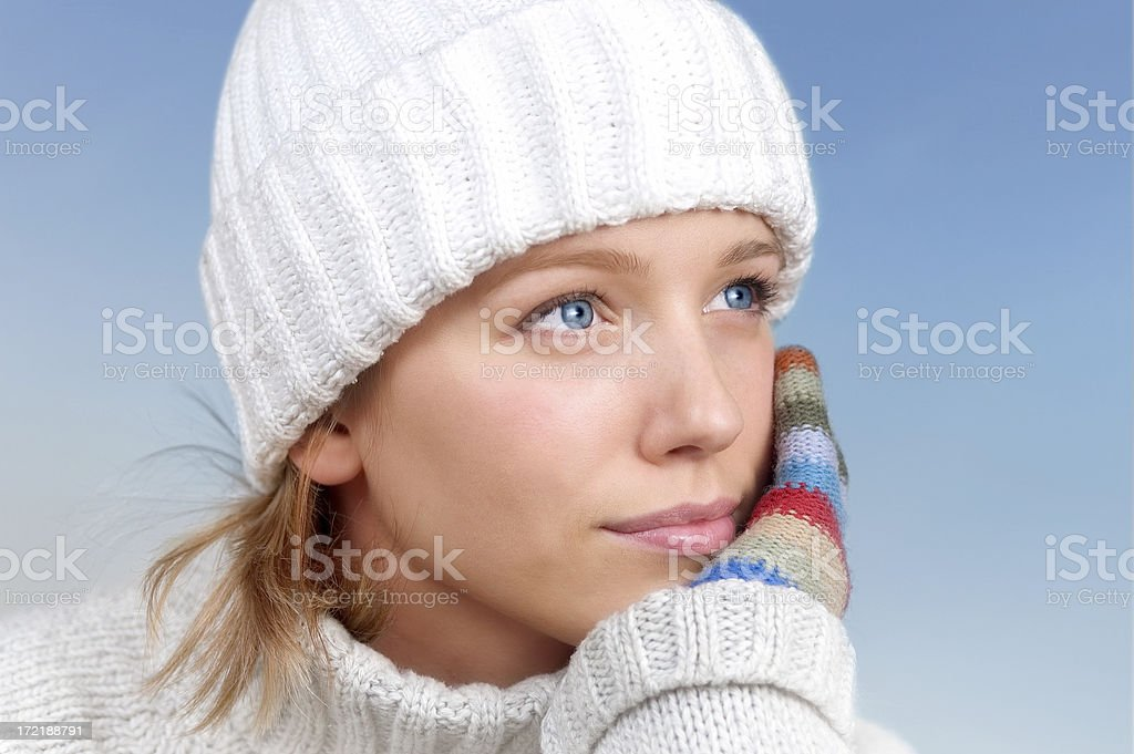 Winter time 2 royalty-free stock photo