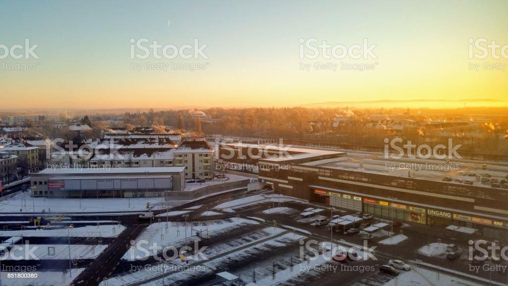 Winterzeit in Braunschweig – Foto