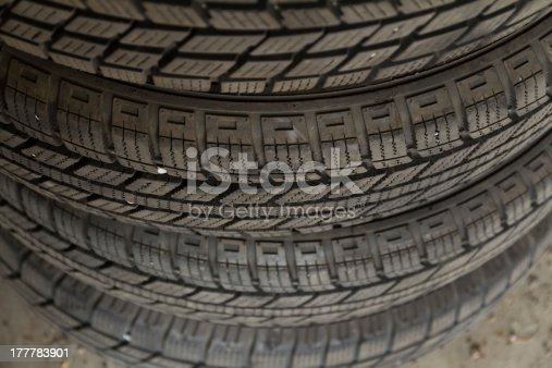 496485590 istock photo Winter Tire 177783901