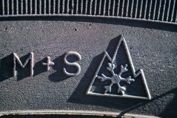 Winter tire - symbol