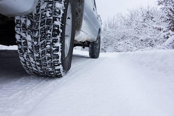 Winter-Reifen  – Foto