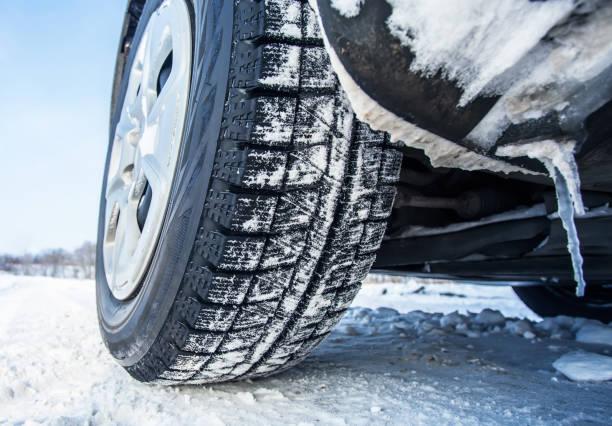 Winter tyres – Foto